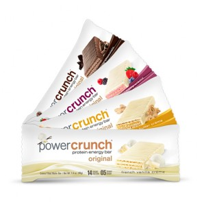 Power Crunch Protein Energy Bar Group | Bulu Box - sample superior vitamins and supplements