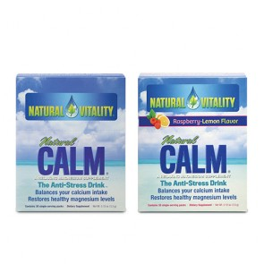 Natural Vitality Calm Raspberry Lemonade Packets | Bulu Box