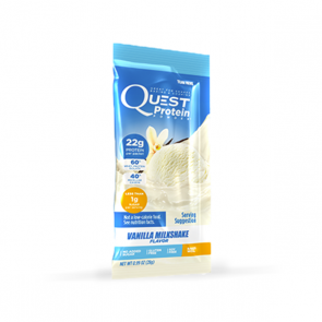 Quest Nutrition Protein Powder Packets   Bulu Box - Sample Superior Vitamins and Supplements