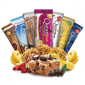Quest Bar Group   Bulu Box - sample superior vitamins and supplements