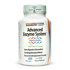 Rainbow Light Advanced Enzyme System | Bulu Box - sample superior vitamins and supplements