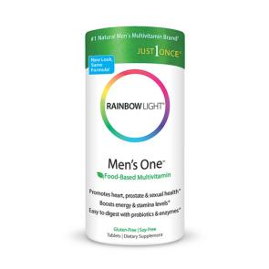 Rainbow Light Men's One Multivitamin | Bulu Box - Sample Superior Vitamins and Supplements