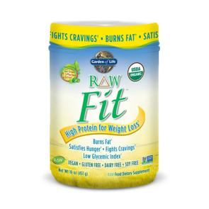 Garden of Life RAW Fit Protein Tub | Bulu Box - sample superior vitamins and supplements