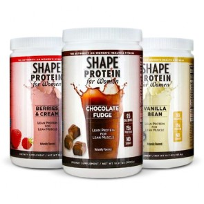 Shape Protein Powder for Women | Bulu Box - sample superior vitamins and supplements
