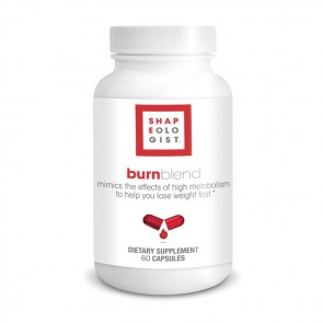 Shapeologist Burn Blend mimics the effects of high metabolism | Bulu Box - sample superior vitamins and supplements