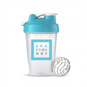Shapeology Nutrition Blender Bottle