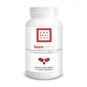 Shapeology Burn Blend mimics the effects of high metabolism