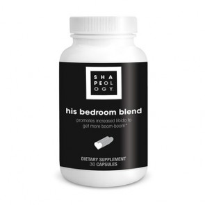 Shapeology His Bedroom Blend | Bulu Box Sample Superior Vitamins and Supplements