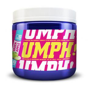 Shapeology UMPH! Pre-Workout Formula | Bulu Box - Sample Superior Vitamins and Supplements