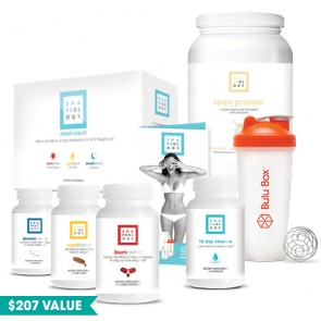 Shapeology Weight Loss Bundle | Bulu Box premium vitamin and supplement samples