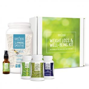 Simple Being Nutrition Weight Loss and Wellbeing Kit | Bulu Box