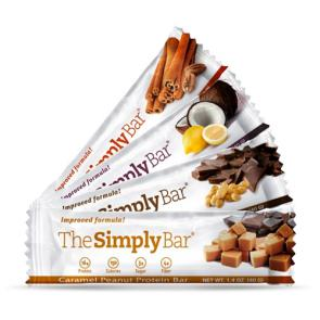 The Simply Protein Bar All Flavors | Bulu Box - sample superior vitamins and supplements