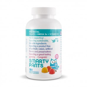 Smarty Pants Prenatal All-in-One Gummy Vitamin | Bulu Box - Sample Superior Vitamins and Supplements