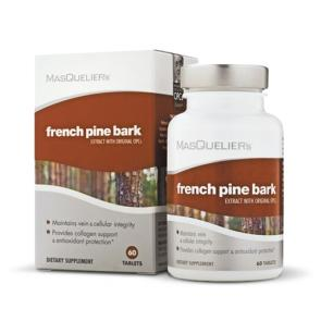 MASQUELIER French Pine Bark Extract with Original OPCs | Bulu Box - sample superior vitamins and supplements
