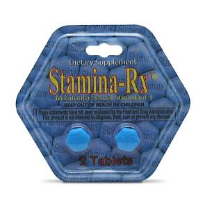 Stamina Rx for Men | Bulu Box - sample superior vitamins and supplements