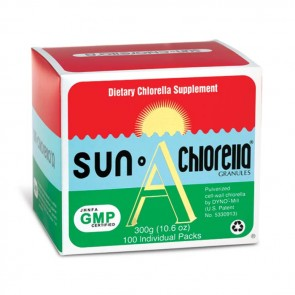 Sun Chlorella Granules | Bulu Box - sample superior vitamins and supplements