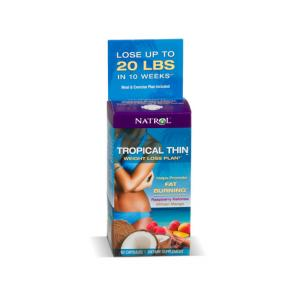 Natrol Tropical Thin Weight Loss | Bulu Box - sample superior vitamins and supplements