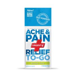 UrgentRx Ache & Pain Relief To-Go | Bulu Box - sample superior vitamins and supplements