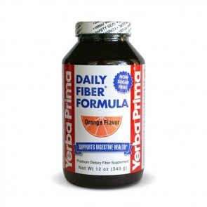 Yerba Prima Daily Fiber Formula Orange Flavor | Bulu Box - Sample Superior Vitamins and Supplements