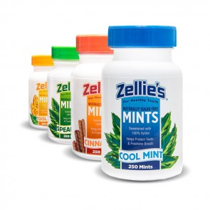 Zellies Xylitol Mints | Bulu Box - sample superior vitamins and supplements