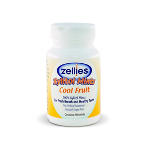 Zellies Xylitol Mints - Cool Fruit | Bulu Box - sample superior vitamins and supplements