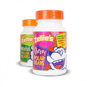 Zellies Xylitol Polar Bears | Bulu Box - sample superior vitamins and supplements