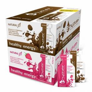 E–Hydrate BCAA + Electrolytes + Energy Gel