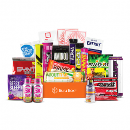 Limited Edition Sports Nutrition Box