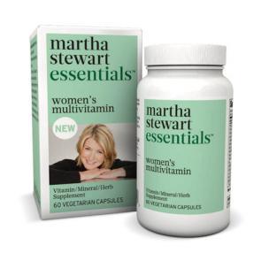 Martha Stewart Essentials Women's Multivitamin