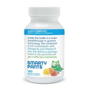 Smarty Pants All-in-One Adult Gummy Multivitamin